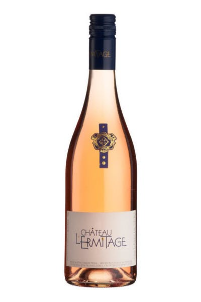 Chateau L'Ermitage Rose