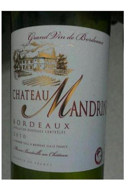Chateau Mandrine Bordeaux