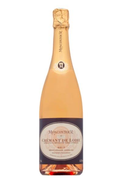 Chateau Moncontour Cremant de Loire Brut Rose