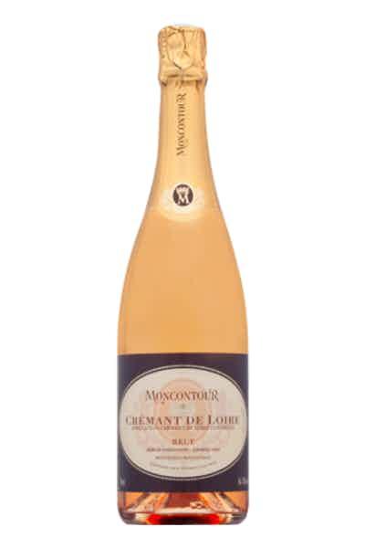 Chateau Moncontour Cremant de Loire Brut Rosé