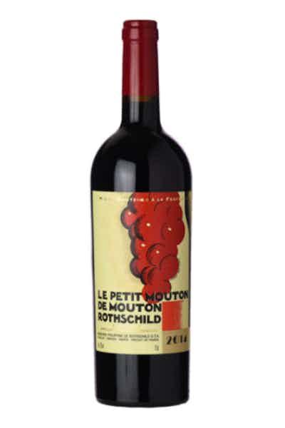 Chateau Mouton Le Petit Mouton Rothschild