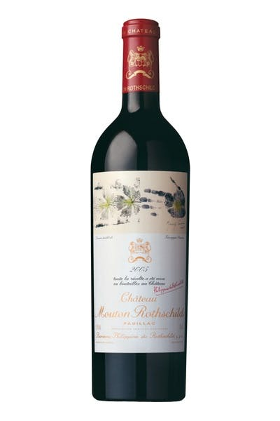 Chateau Mouton Rothschild 2005