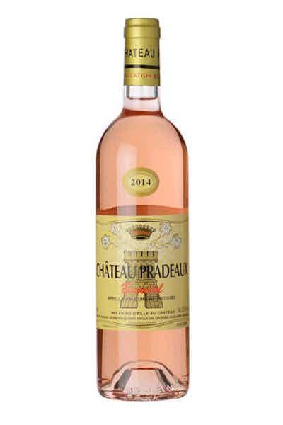 Chateau Pradeaux Bandol Rosé