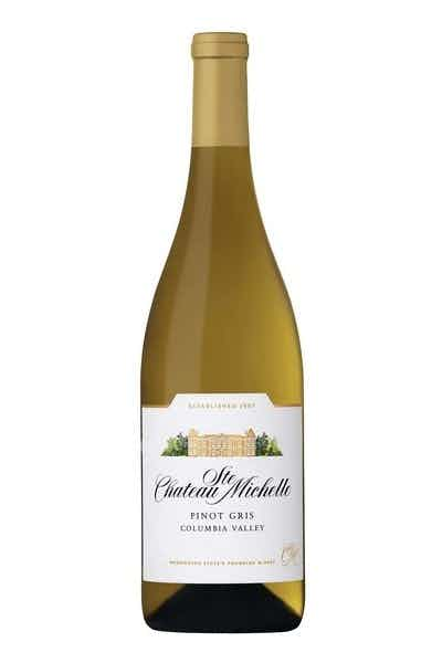 Chateau Ste. Michelle Columbia Valley Pinot Gris White Wine