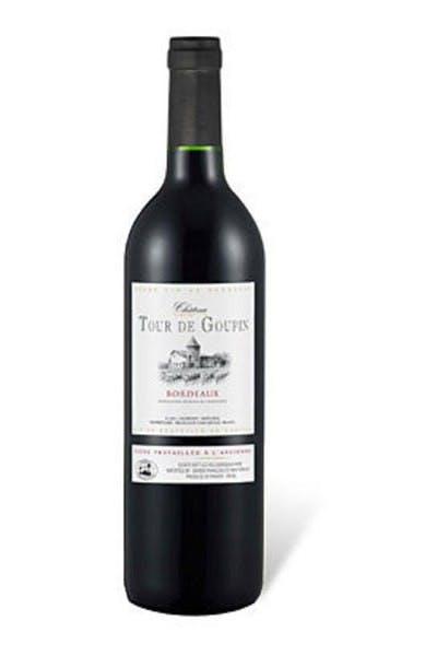 Chateaux Tour De Goupin Bordeaux Blanc
