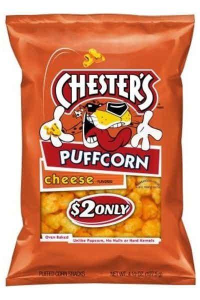 Chester's Cheese Puffcorn
