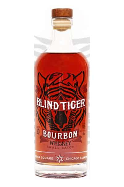 Chicago Distilling Blind Tiger Bourbon Whiskey