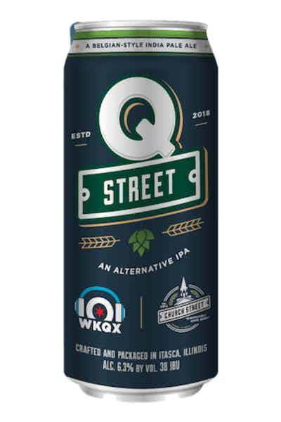 Church Street Q Street IPA