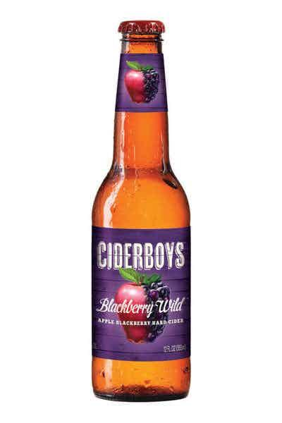 Ciderboys Blackberry Wild