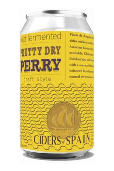 Ciders Of Spain Pretty Dry Perry