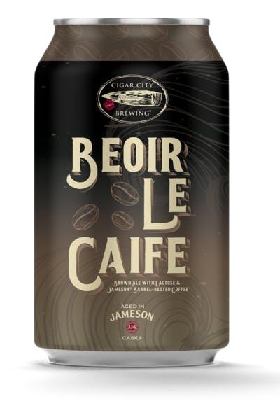 Cigar City Brewing Beoir Le Caife