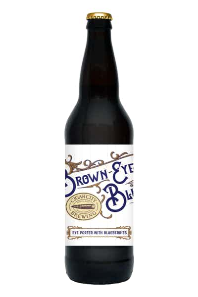 Cigar City Brewing Brown Eyed Blue