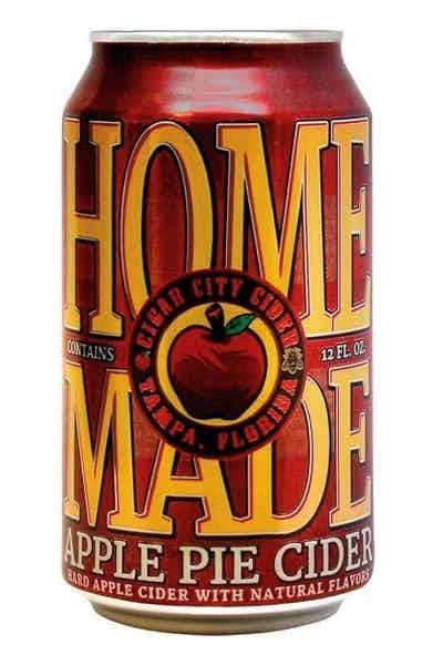 Cigar City Home Made Apple Pie Cider
