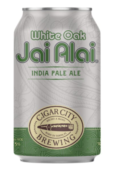 Cigar City Brewing Jai Alai Aged On White Oak