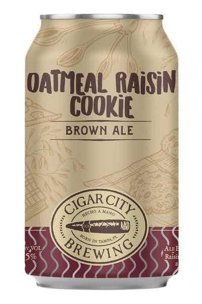 Cigar City Brewing Oatmeal Raisin Cookie Ale