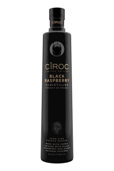 CÎROC Limited Edition Black Raspberry