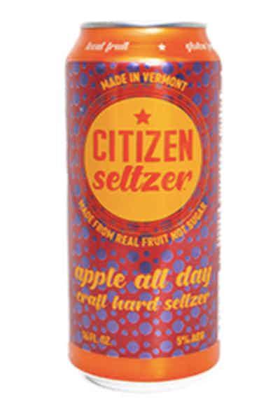 Citizen Apple All Day Seltzer
