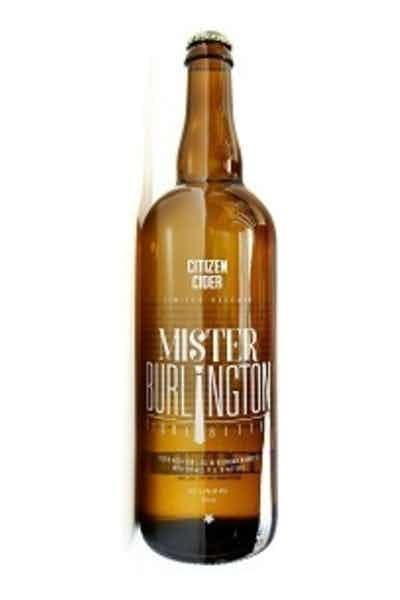 Citizen Cider Mister Burlington