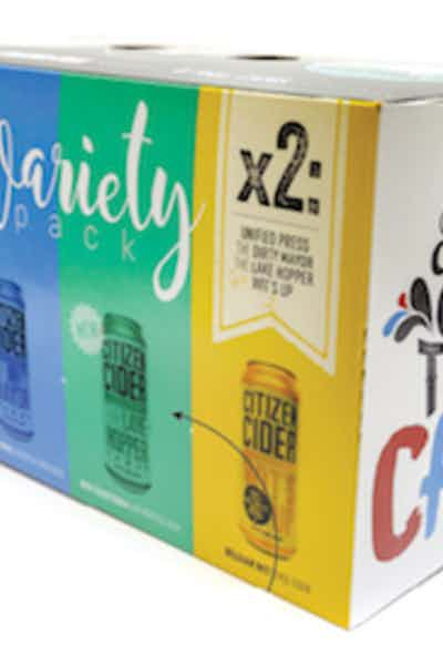Citizen Cider Variety Pack