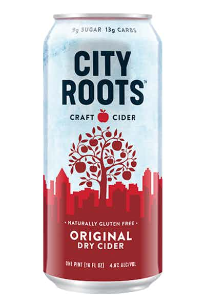 City Roots Original Dry Cider