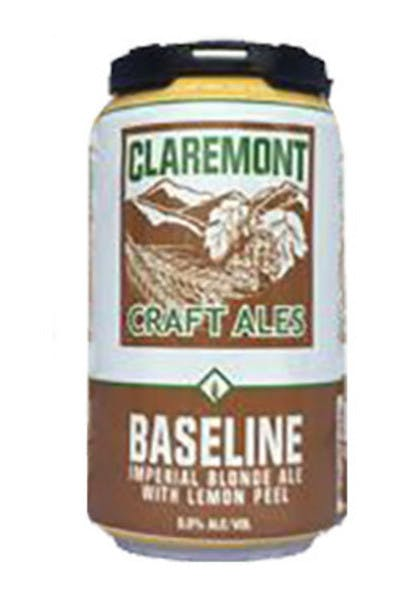 Claremont Baseline Imperial Blonde Ale