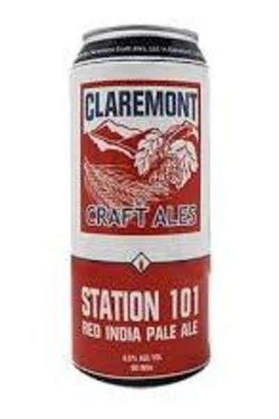 Claremont Station 101