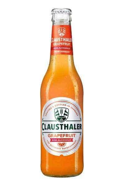 Clausthaler Grapefruit Non-Alcoholic