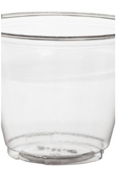 Clear Plastic Cocktail Cups