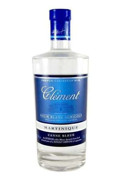 Clement Canne Bleue White Rum