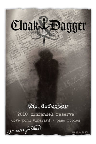 Cloak & Dagger The Defector (LAWF Discounted Price)