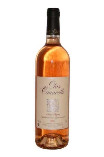 Clos Canarelli Corsica Rose Corse Figari 2015