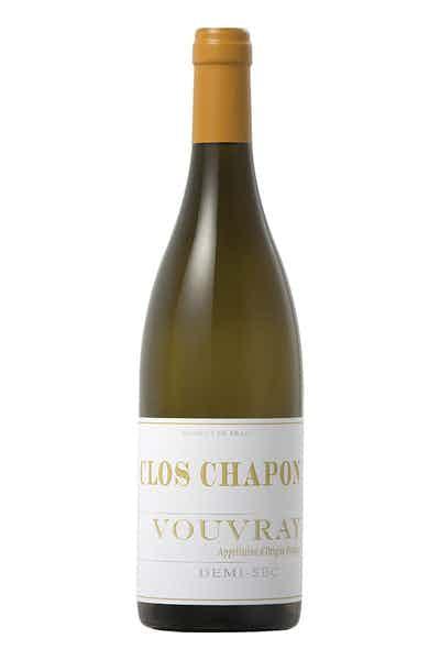 Clos Chapon Vouvray Demi Sec
