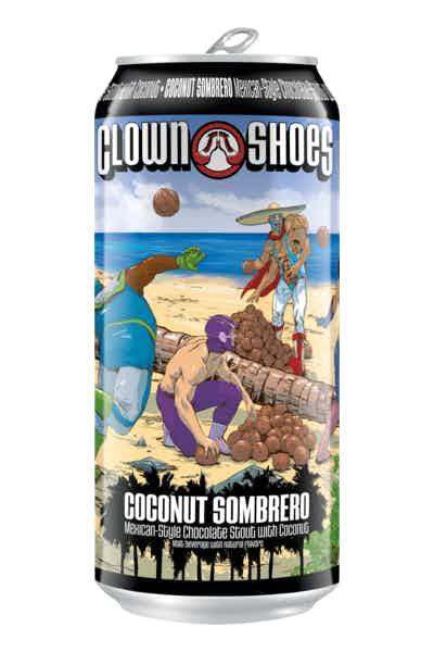 Clown Shoes Coconut Sombrero