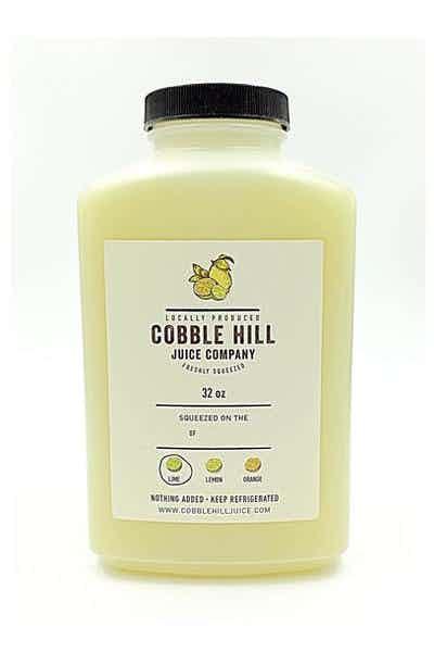 Cobble Hill Juice Co. Fresh Lime Juice