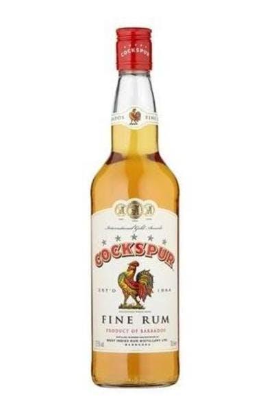 Cockspur Spiced Rum