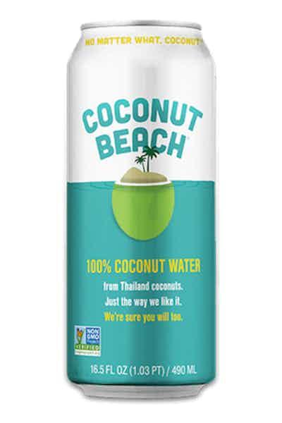 Coconut Beach 100% Coconut Water