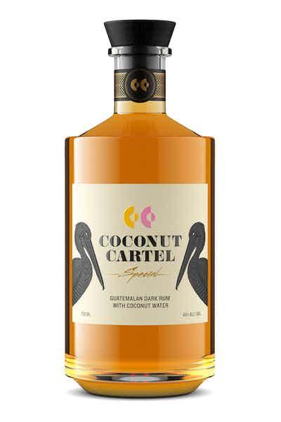 Coconut Cartel Special Rum
