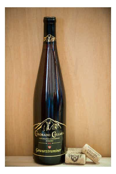 Colorado Cellars Gewurztraminer