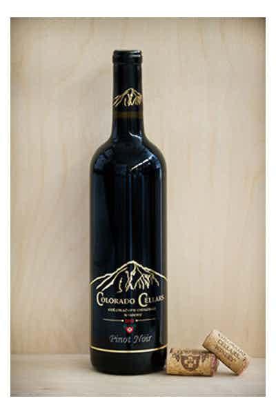 Colorado Cellars Pinot Noir