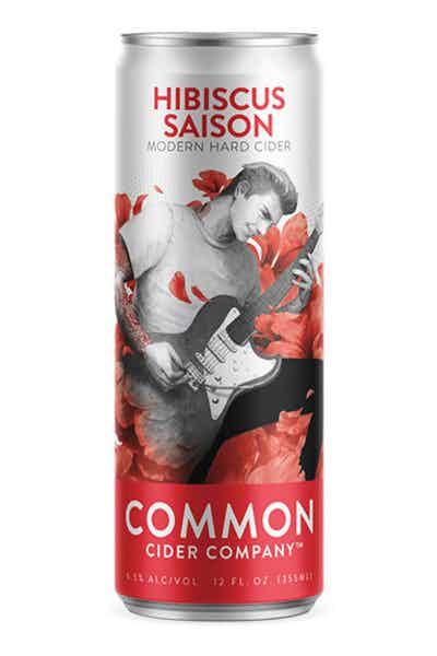 Common Cider Hibiscus Saison