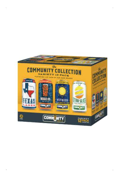 Community Beer Collection Pack