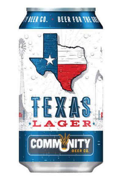 Community Texas Lager