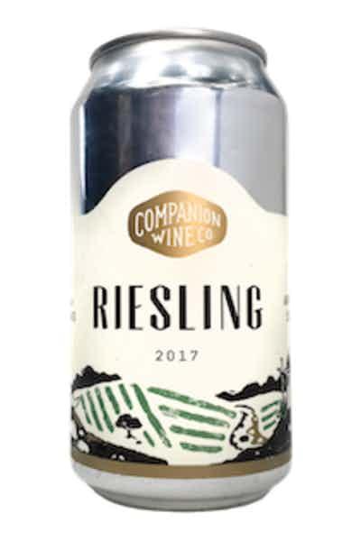 Companion Wine Co. Arroyo Seco Riesling