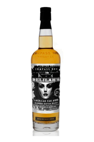 Compass Box Delilahs
