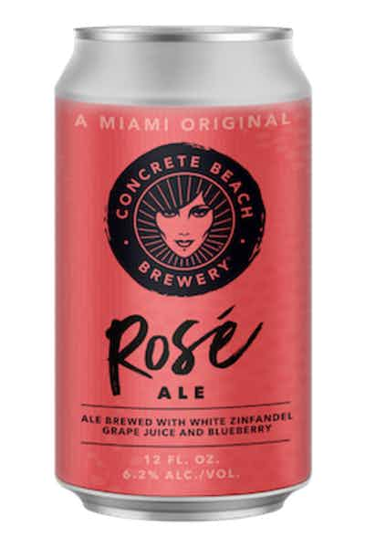 Concrete Beach Rosé Ale