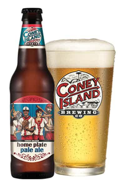 Coney Island Home Plate Ale