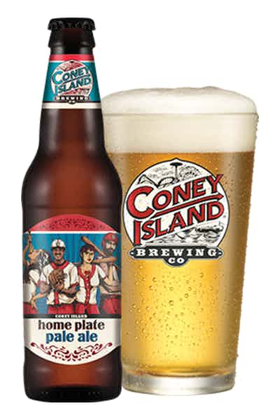 Coney Island Home Plate Ale