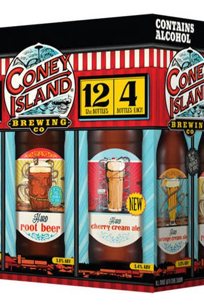 Coney Island Variety Pack