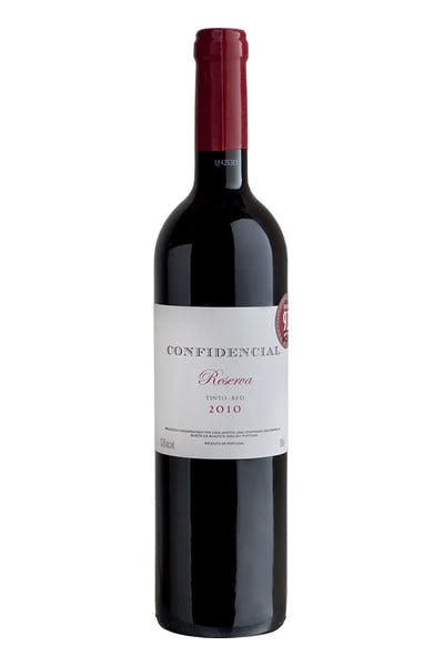 Confidencial Reserve Red