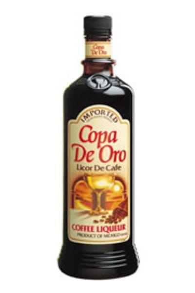 Copa de Oro Coffee Liqueur